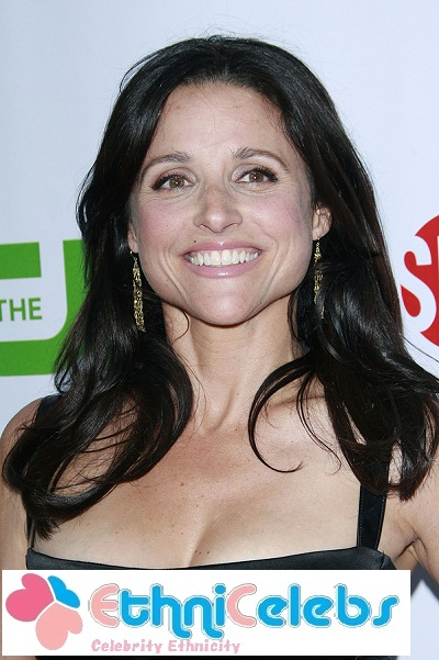Julia Louis Dreyfus ethnic background