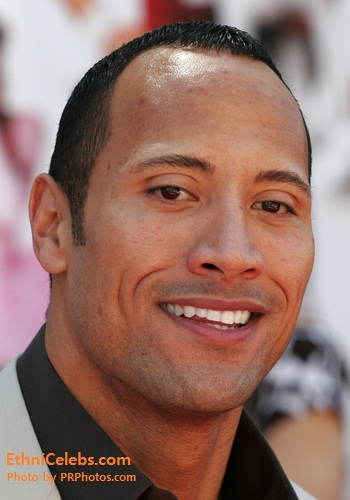 "Dwayne ""The Rock"" Johnson ethnicity"