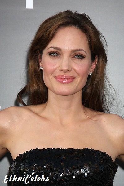 Angelina Jolie Ethnicelebs - Celebrity Ethnicity What  picture wallpaper image