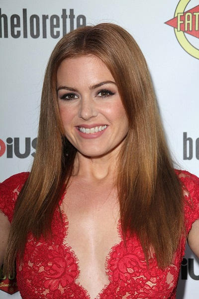 "Isla Fisher at the ""Bachelorette"" Los Angeles Premiere, Arclight"
