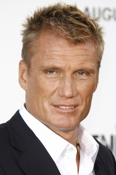 LOS ANGELES - AUG 3: Dolph Lundgren at the Screening of 'The Exp