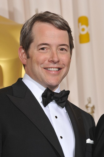 matthew broderick young