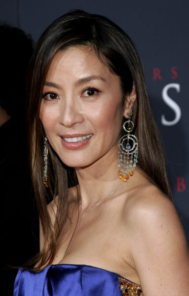 "12/04/2005 - Hollywood - Michelle Yeoh attends the ""Memoirs of a"