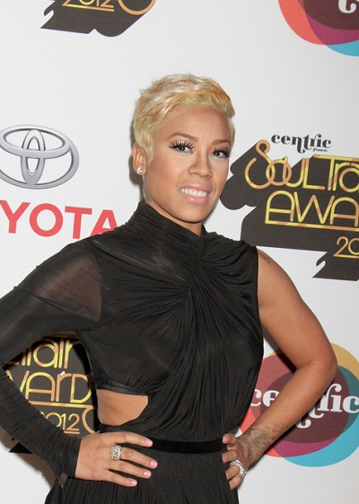 What is keyshia cole mixed with