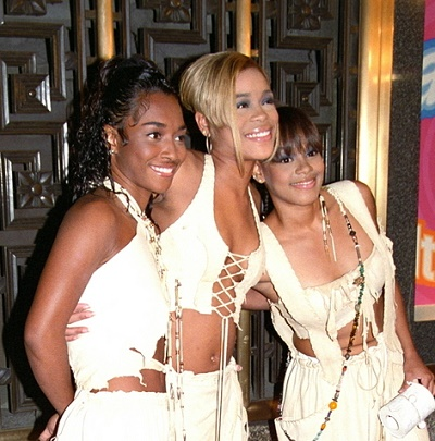 Lisa Lopes and TLC