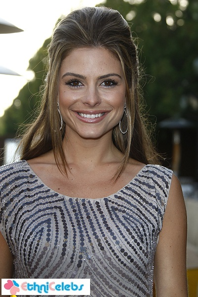 maria menounos height and weight