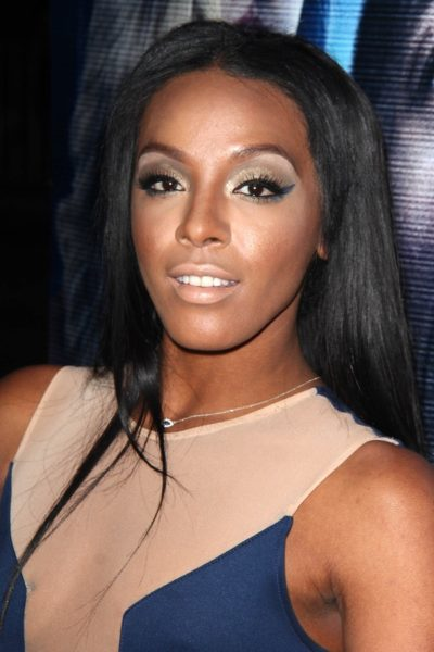 """LOS ANGELES - APR 16:  Dawn Richard at the """"A Haunted House 2"""" W"""