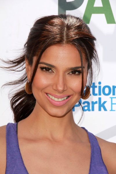 LOS ANGELES - FEB 9:  Roselyn Sanchez at the National Parks Serv