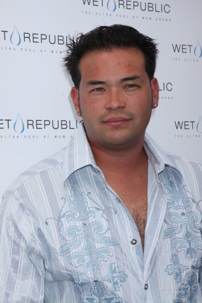 Jon Gosselin Hosts an Afternoon Pool Event at Wet Republic in Las Vegas on August 29, 2009