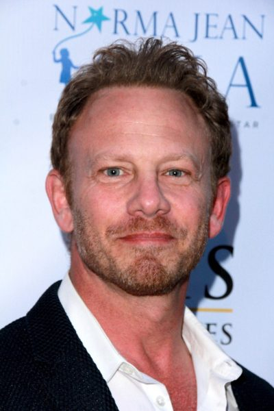 LOS ANGELES - MAR 18:  Ian Ziering at the Norma Jean Gala at the