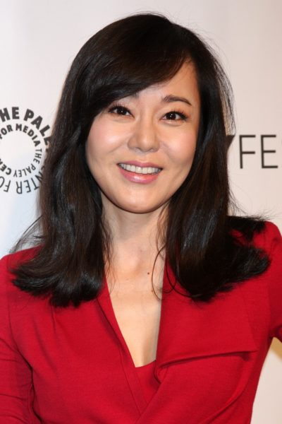 "LOS ANGELES - MAR 16:  Yunjin Kim at the PaleyFEST - ""Lost"" Reun"