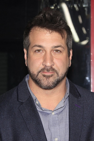 "LOS ANGELES - OCT 23: Joey Fatone at the Premiere of ""Jackass Pr"