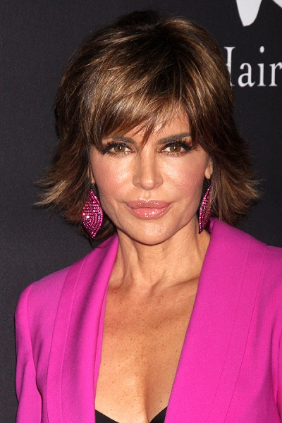 LOS ANGELES - OCT 18:  Lisa Rinna at the Pink Party 2014 at Hang