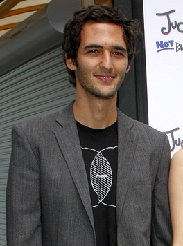 Heather Graham and Jason Silva at the Los Angeles premiere of 'J