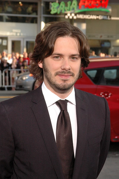"Edgar Wright at the ""Scott Pilgrim VS. The World"" Premiere, Chin"
