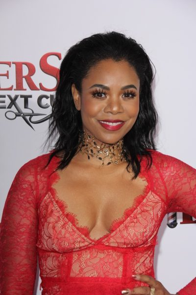 LOS ANGELES - APR 6:  Regina Hall at the Barbershop - The Next C