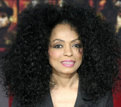 20 September 2004 - Hollywood, California - Diana Ross. World pr