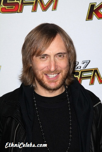 David guetta nationality