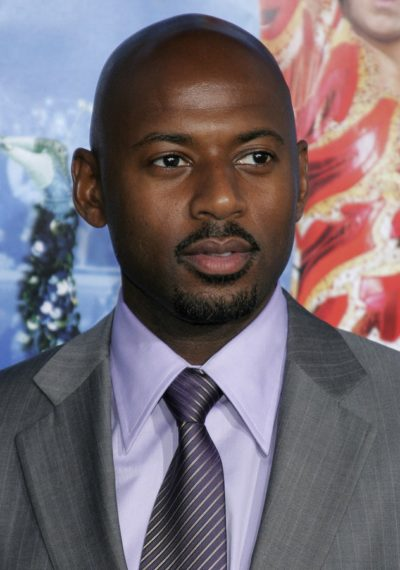 Romany Malco at the Los Angeles premiere of 'Blades of Glory' he
