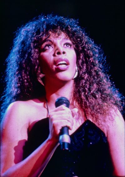 Donna Summer File Photos