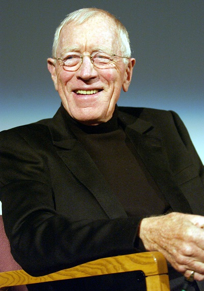 American Cinematheque Tribute to Max Von Sydow