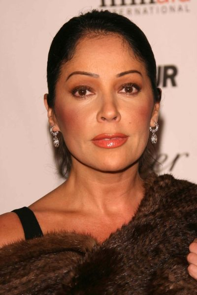 Apollonia Kotero at the Glamour Reel Moments Short Film Series p