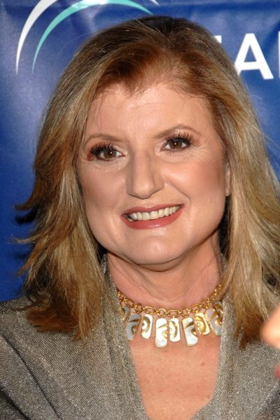 Arianna Huffington at the 2009 Oceana Annual Partners Award Gala