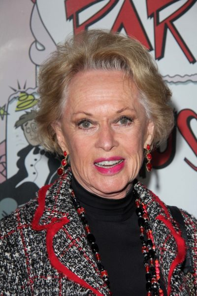 "Tippi Hedren at the ""Divorce Party The Musical"" Opening Night, E"