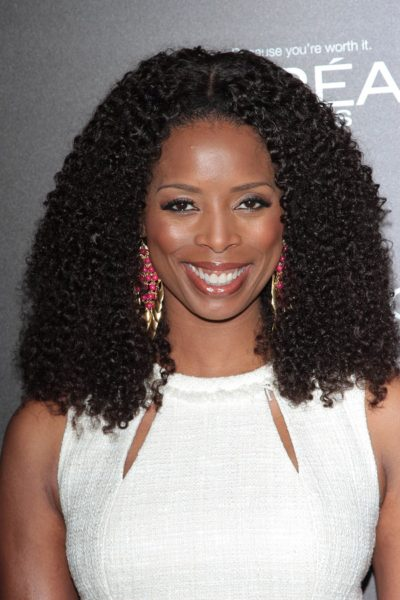 Tasha Smith at the 5th Annual Essence Black Women In Hollywood L