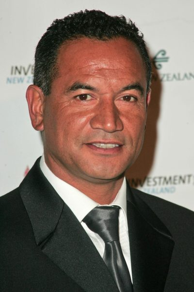 Temuera Morrison at the Sixth Annual Celebration of New Zealand