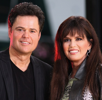 Good Morning America Taping - August 15, 2008 - Donny Osmond and Marie Osmond in Concert