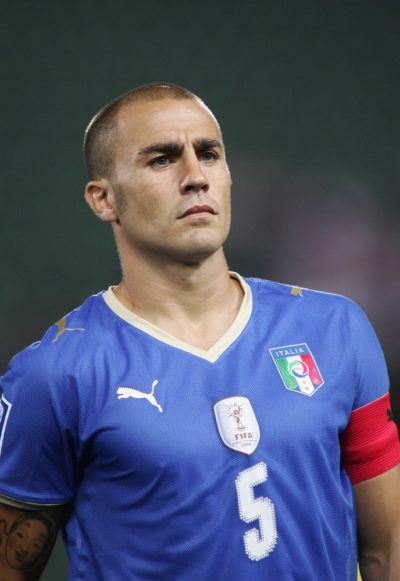 2008 Soccer - FIFA 2010 World Cup Qualifiier - Italy vs. Georgia - September 10, 2008