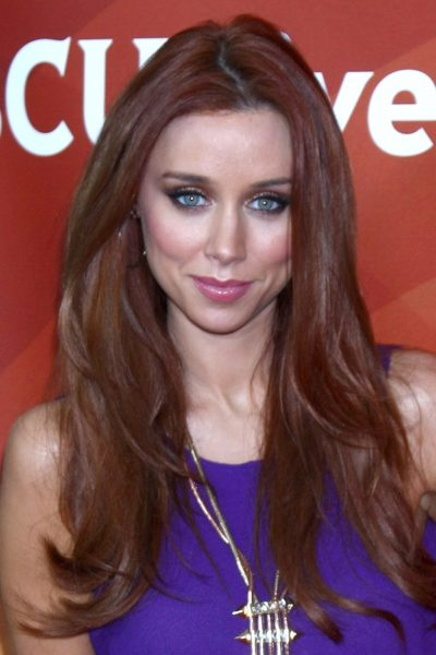 LOS ANGELES - JAN 7:  Una Healy of 'The Saturdays' attends the N