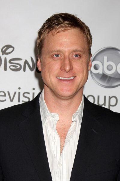 LOS ANGELES - AUG 7:  Alan Tudyk arriving at the Disney / ABC Te