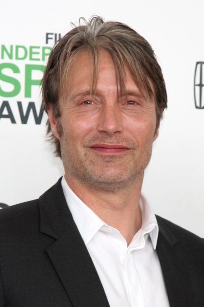 LOS ANGELES - MAR 1:  Mads Mikkelsen at the Film Independent Spi