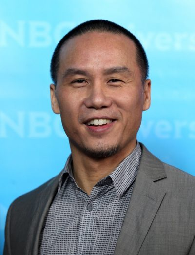 LOS ANGELES - JAN 06:  B.D. WONG arriving to TCA Winter Press To
