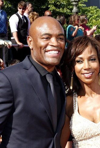 Anderson Silva at the 2012 ESPY Awards held at the Nokia Theatre