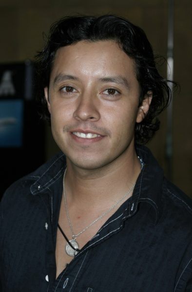 "Efren Ramirez at the Los Angeles premiere of ""Matando Cabos"" hel"