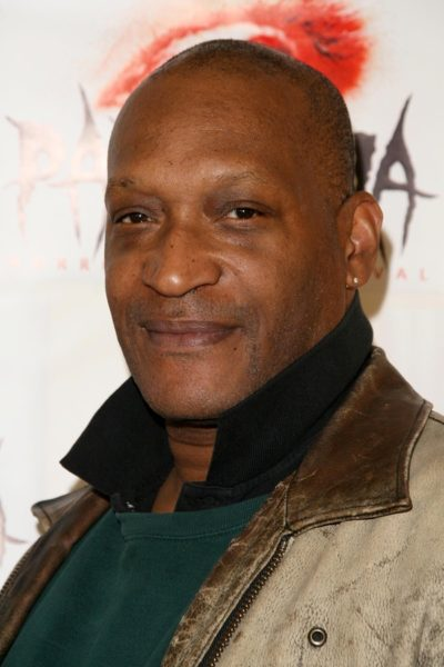 Tony Todd at the Los Angeles Premiere of 'Dark Reel'. Queen Mary