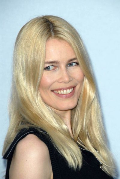 Claudia Schiffer at the 2007/2008 Chanel Cruise Show Presented b