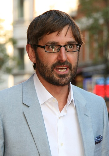 louis theroux card