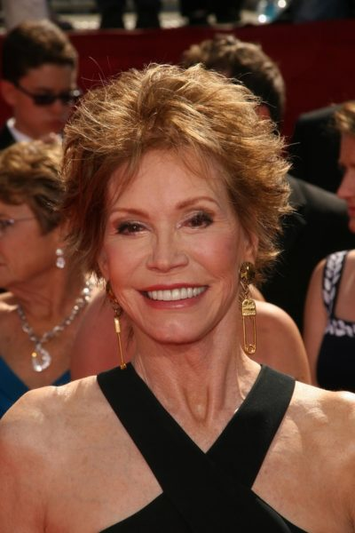 Mary Tyler Moore  at the 60th Annual Primetime Emmy Awards Red C