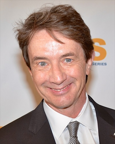 "Martin Short Hosts The Hollywood Radio and Television Society Presents ""Comedy on TV: A Conversation with Lorne Michaels"""