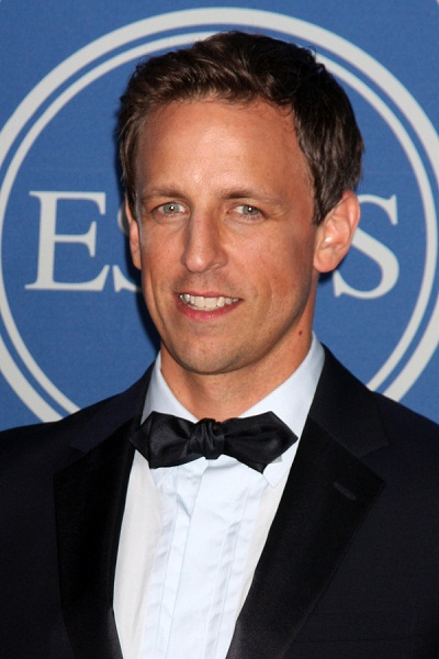 seth meyers late night