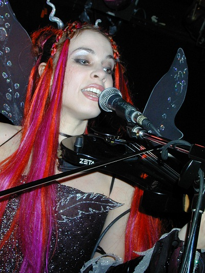 Emilie Autumn in Concert at The Double Door - February 26, 2003