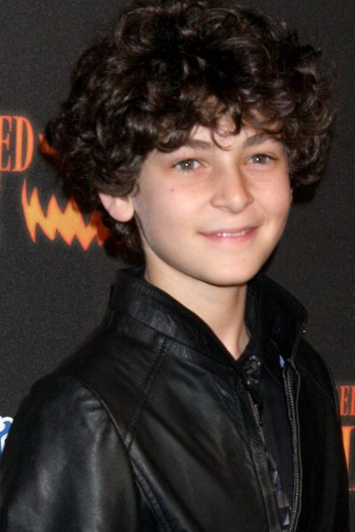 LOS ANGELES - OCT 10: David Mazouz at the 8th Annual LA Haunted
