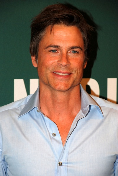 "Rob Lowe ""Lies I Only Tell My Friends"" Book Signing at Barnes & Noble in Los Angeles on April 29, 2011"