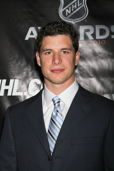 Sidney crosby black and white dresses