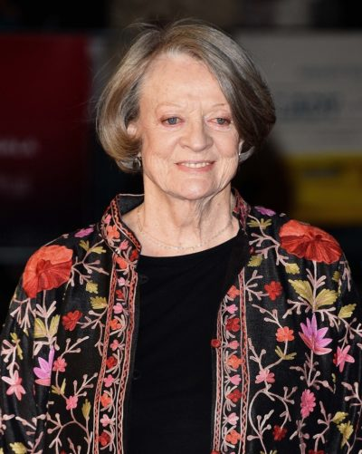 "59th Annual BFI London Film Festival - ""The Lady in the Van"" Centrepiece Gala - Arrivals"