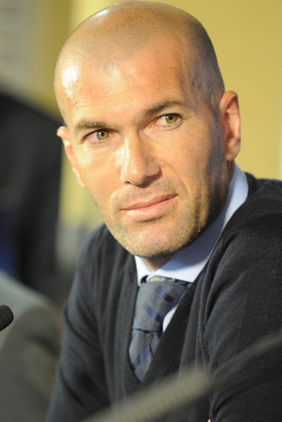 2011 Soccer - Real Madrid and Tottenham Hotspur European Cup Press Conference - April 12, 2011